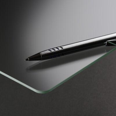 Displayglas mit Touchfunktion für Maschinen