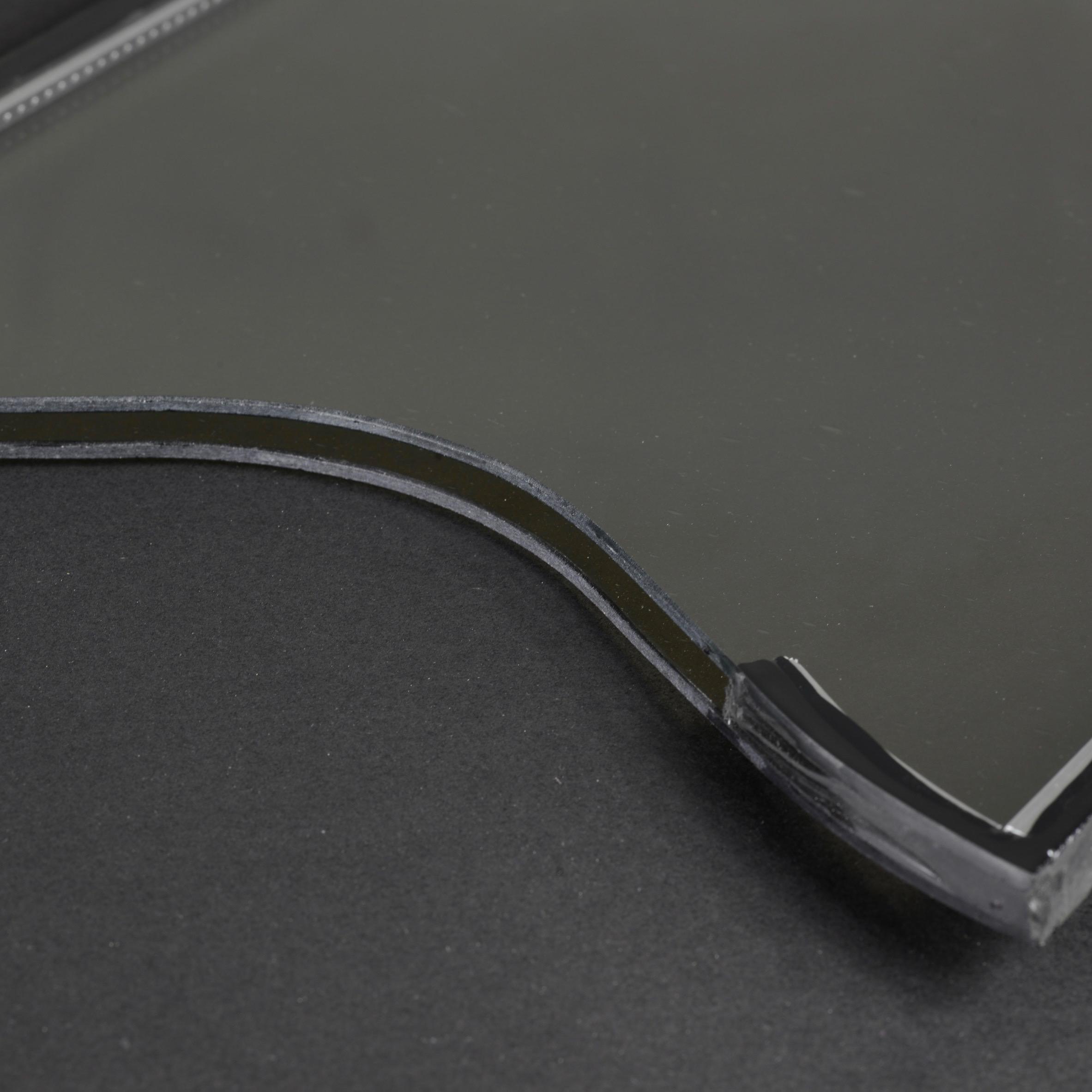 Antikglas mit Isolierverglasung