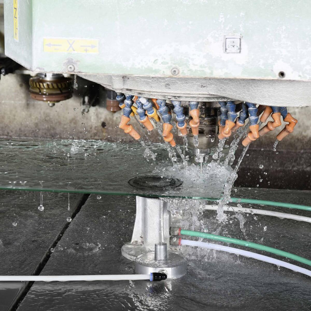 Sollingglas - Technisches Glas - CNC