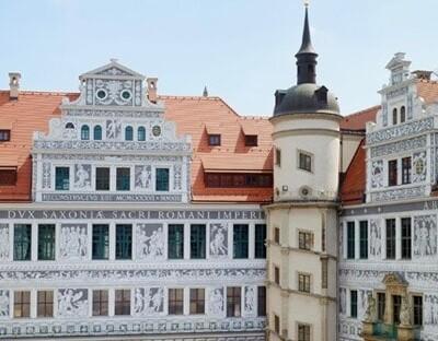 Fenstersanierung Schloss Dresden durch Sollingglas